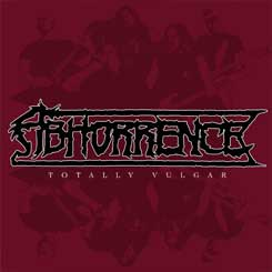 ABHORRENCE - Totally Vulgar - Live at Tuska 2013 LP