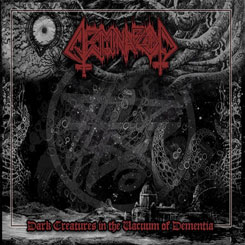 ABOMINABLOOD -  Dark Creatures in the Vaccum of Dementia DIGIPAK