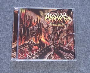 ABRAXAS - Damnation CD