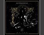 ACHERONTAS - Ma​-​IoN (Formulas Of Reptilian Unification) CD