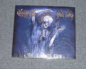 ACHERONTAS / NIGHTBRINGER - The Ruins Of Edom DIGIPACK