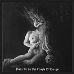 "AEVANGELIST ""Matricide In The Temple Of Omega"" CD"