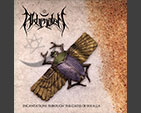 AKHENATEN - Incantations Through the Gates of Irkalla CD