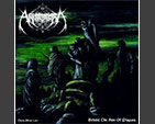 AKROTHEISM - Behold the Son of Plagues CD