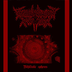 ANNIHILATION VORTEX – Nihilistic Spheres CD
