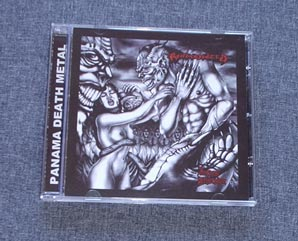 ANTAGONIZED - Intense Perversion CD