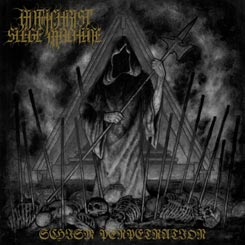 ANTICHRIST SIEGE MACHINE - Schism Perpetration CD