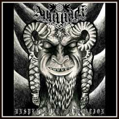 ANUURUK - Unspeakable Uncreation CD