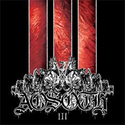 AOSOTH - III: Violence & Variations CD