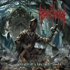 APOSTLES OF PERVERSION - Scars of a Sick Mind CD