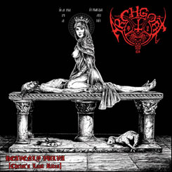 ARCHGOAT - Heavenly Vulva (Christ's Last Rites) MCD DIGIPAK