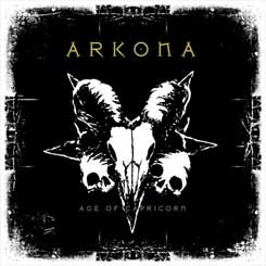 ARKONA - Age Of Capricorn DIGIPAK