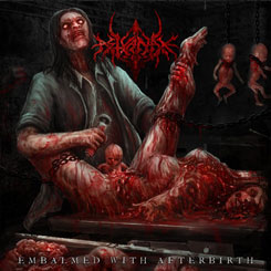 ASTYANAX - Embalmed With Afterbirth CD