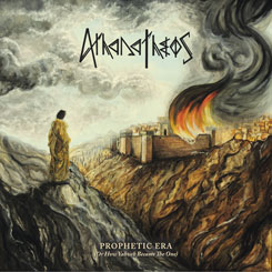 ATHANATHEOS<br>Prophetic Era CD<br>—PreOrder—