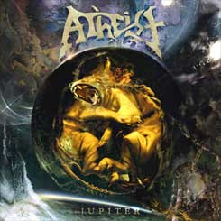 ATHEIST - Jupiter CD