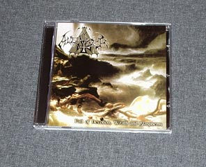 AVENGER - Fall Of Devotion - Wrath And Blasphemy CD
