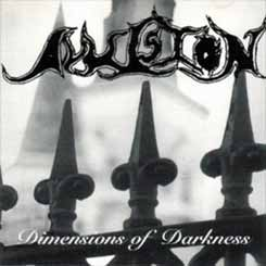 AVULSION – Dimension of Darkness CD
