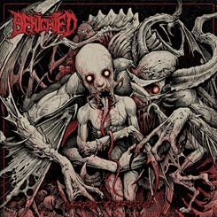 BENIGHTED - Obscene Repressed CD