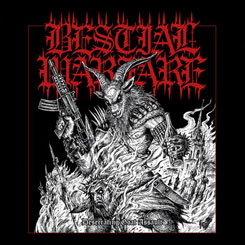 BESTIAL WARFARE - Desecrating Goat Assault MCD