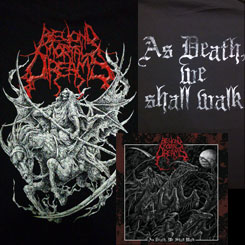 BEYOND MORTAL DREAMS<br>T-Shirt+CD<br>M/L/XL/XXL/3XL