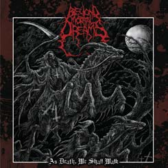 BEYOND MORTAL DREAMS - As Death, We Shall Walk CD