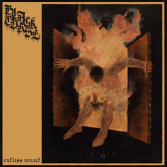 BLACK CURSE - Endless Wound DIGIPAK
