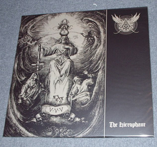 BLAZE OF PERDITION - The Hierophant LP