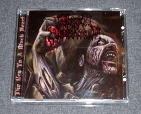 BLOOD MORTIZED - The Key To A Black Heart CD