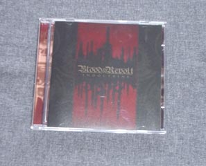 BLOOD REVOLT - Indoctrine CD
