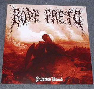 BODE PRETO - Inverted Blood LP