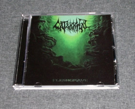 CATARRHAL - Fleshgrave CD