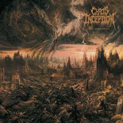 CHAOS INCEPTION - The Abrogation CD<br>*SOLD OUT*