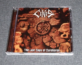 CINIS - The Last Days Of Ouroboros CD