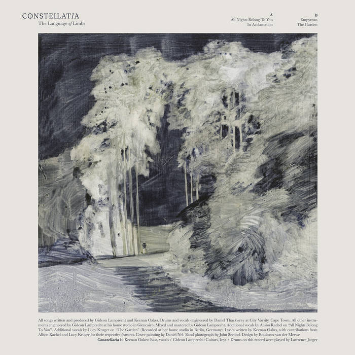 CONSTELLATIA - The Language Of Limbs DIGISLEEVE
