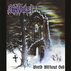 CONVULSE - World Without God CD