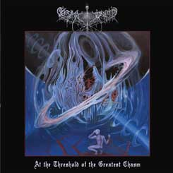 COSMIC PUTREFACTION - At The Treshold of the Great Chasm CD