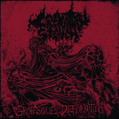 CREMATORY STENCH - Grotesque Deformities MCD