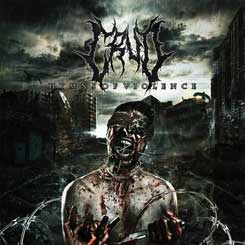 CRUD - Hymns Of Violence CD