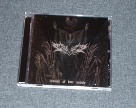 CYANIC - Litanies of Lust Unholy CD