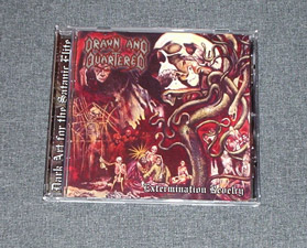 DRAWN AND QUARTERED - Extermination Revelry CD