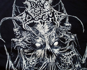DAY OF DOOM - T-Shirt<br>S/M/L/XL/XXL