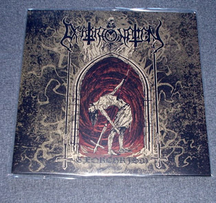DEATHRONATION - Exorchrism LP