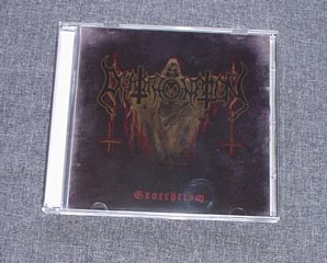 DEATHRONATION - Exorchrism CD