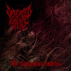 DEFEATED SANITY - The Sanguinary Impetus CD