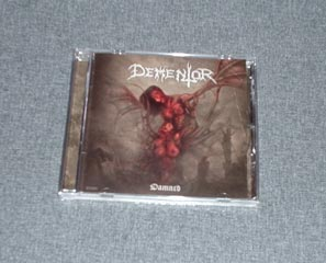 DEMENTOR - Damned CD