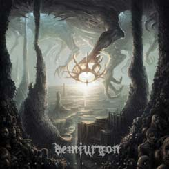 DEMIURGON - Above The Unworthy CD
