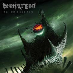DEMIURGON - The Oblivious Lure CD