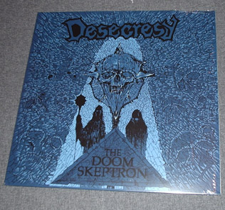 DESECRESY - The Doom Skeptron LP