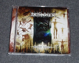 DETHRONER - Blind Souls CD
