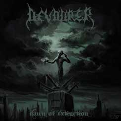 DEVOURER - Dawn Of Extintion DIGIPAK